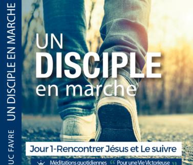 Plan 1 Luc Favre - Jour 1 - Rencontrer Jésus et Le suivre