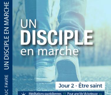 Plan 3 Luc Favre - Jour 2 - Être saint