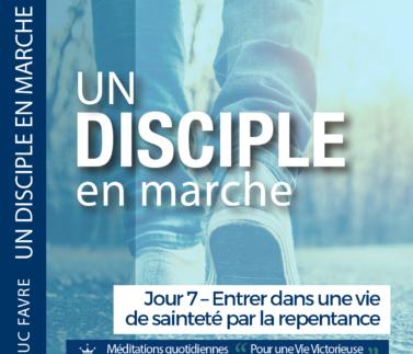 Plan 3 Luc Favre - Jour 7 – Entrer dans une vie de sainteté par la repentance