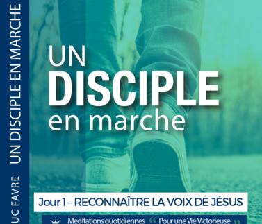 Plan 5 Luc Favre - Jour 1 – RECONNAÎTRE LA VOIX DE JÉSUS