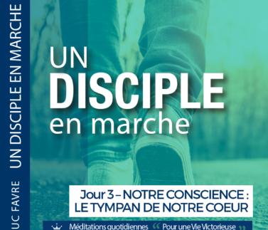 Plan 5 Luc Favre - Jour 3 – NOTRE CONSCIENCE - LE TYMPAN DE NOTRE COEUR
