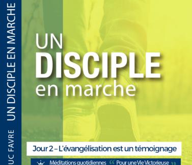 Plan 7 Luc Favre - Jour 2 – L'évangélisation est un témoignage