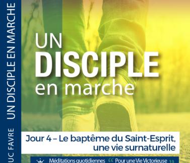 Plan 10 Luc Favre - Jour 4 – Le baptême du Saint-Esprit, une vie surnaturelle Square