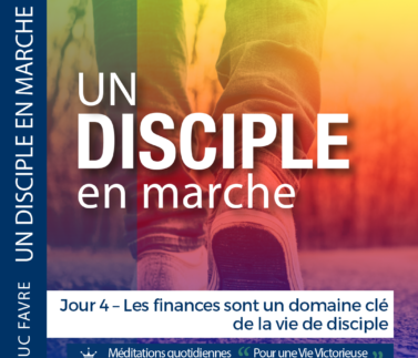 Plan 12 Luc Favre - Jour 4 – Les finances sont un domaine clé de la vie de disciple Square
