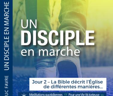 Plan 13 Luc Favre - Jour 2 – La Bible décrit l'Église de différentes manières... Square