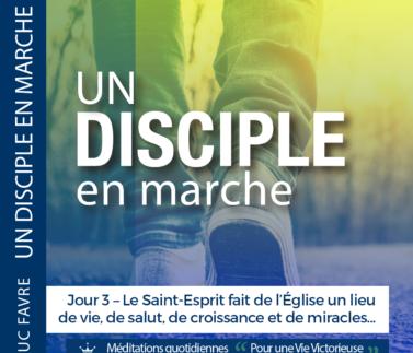 Plan 13 Luc Favre - Jour 3 – Le Saint-Esprit fait de l'Église un lieu de vie, de salut, de croissance et de miracles... Square