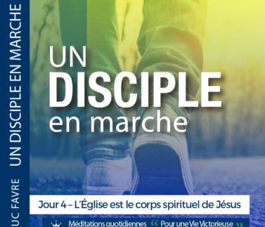 Plan 13 Luc Favre - Jour 4 – L'Église est le corps spirituel de Jésus Square