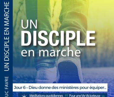 Plan 13 Luc Favre - Jour 6 – Dieu donne des ministères pour équiper... Square