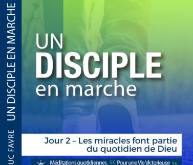 Plan 11 Luc Favre - Jour 2 – Les miracles font partie du quotidien de Dieu Square