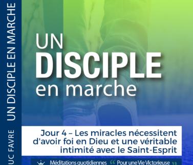 Plan 11 Luc Favre - Jour 4 – Les miracles nécessitent d'avoir foi en Dieu et une véritable intimité avec le Saint-Esprit Square