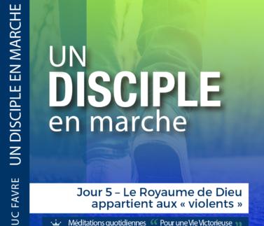 Plan 11 Luc Favre - Jour 5 – Le Royaume de Dieu appartient aux « violents » Square